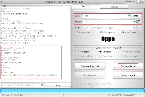 MIRACLE FRP TOOL